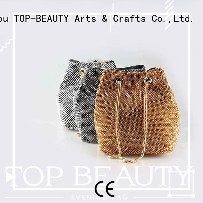 hot selling top selling shiny sequins bags wholesale TOP-BEAUTY Arts & Crafts manufacture
