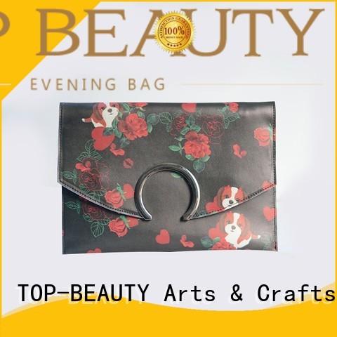 sequins rhinestone evening TOP-BEAUTY Arts & Crafts Brand sequinsslingbags supplier