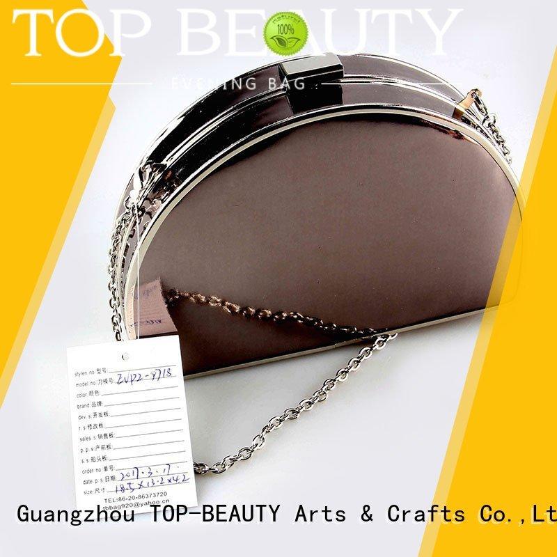 cute tassels laser sequinsslingbags wooden TOP-BEAUTY Arts & Crafts Brand