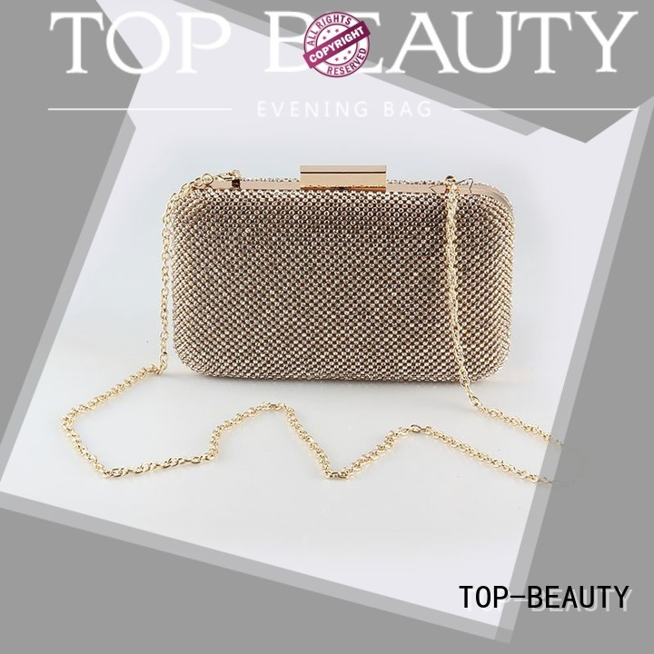 evening Custom hardcase clutches sequinsslingbags TOP-BEAUTY Arts & Crafts printed