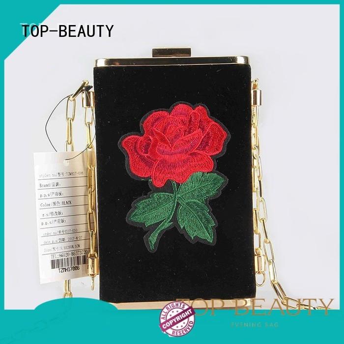 Custom printed unique sequinsslingbags TOP-BEAUTY Arts & Crafts tassel