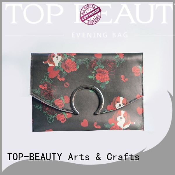 Custom new trend sequins sling bags decoration TOP-BEAUTY Arts & Crafts