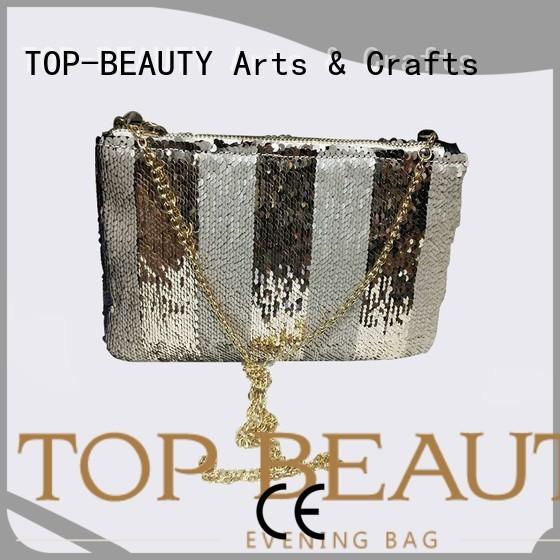 shiny sequins bags wholesale decoration bucketbag rhinestone sequinsslingbags manufacture