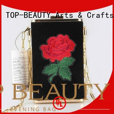 new fashion unique OEM sequinsslingbags TOP-BEAUTY Arts & Crafts