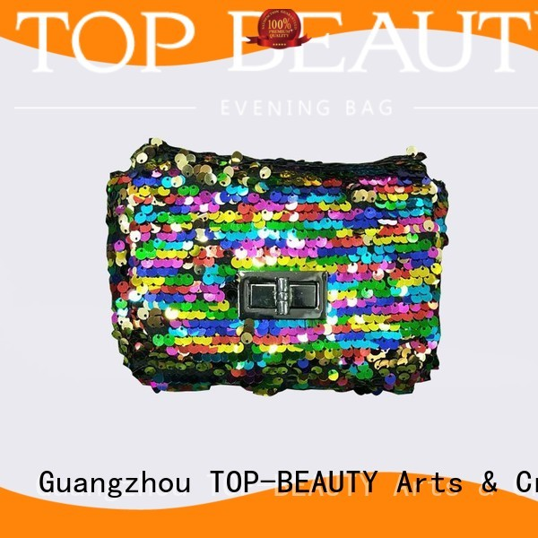 Wholesale party sequins sling bags TOP-BEAUTY Arts & Crafts Brand