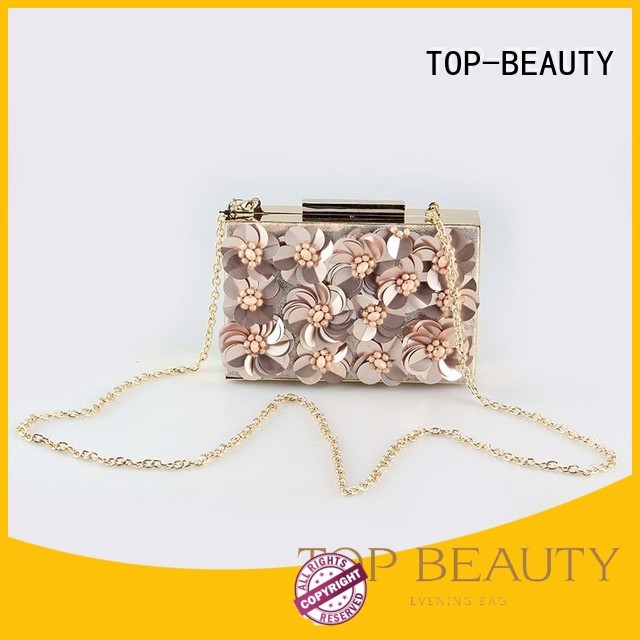shiny sequins bags wholesale envelope spring mirror Warranty TOP-BEAUTY Arts & Crafts