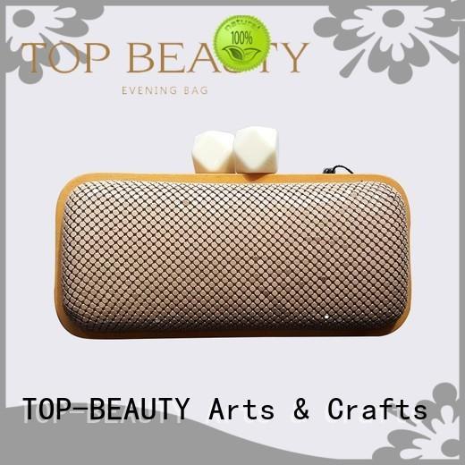 Custom printed sequinsslingbags kiss TOP-BEAUTY Arts & Crafts