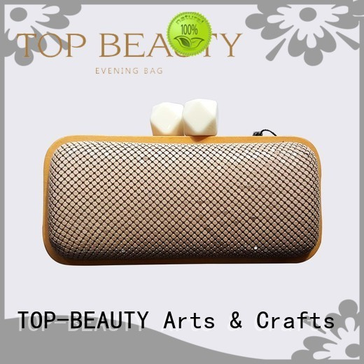 fabric shiny sequins bags wholesale from TOP-BEAUTY Arts & Crafts company