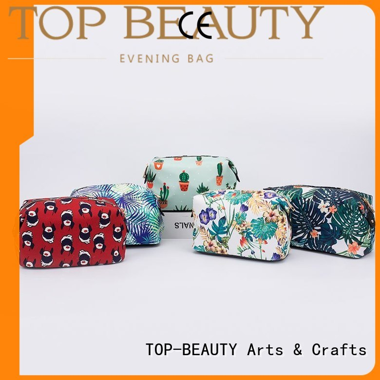 TOP-BEAUTY Arts & Crafts Brand wholesale  embroidery case sequins sling bags