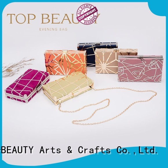 shiny sequins bags wholesale clutch glitter TOP-BEAUTY Arts & Crafts Brand sequins sling bags