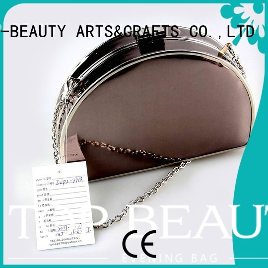 top selling hot sale fashionable TOP-BEAUTY Arts & Crafts Brand sequins sling bags