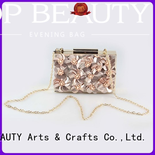 TOP-BEAUTY Arts & Crafts Brand print sequin shiny sequins bags wholesale classical