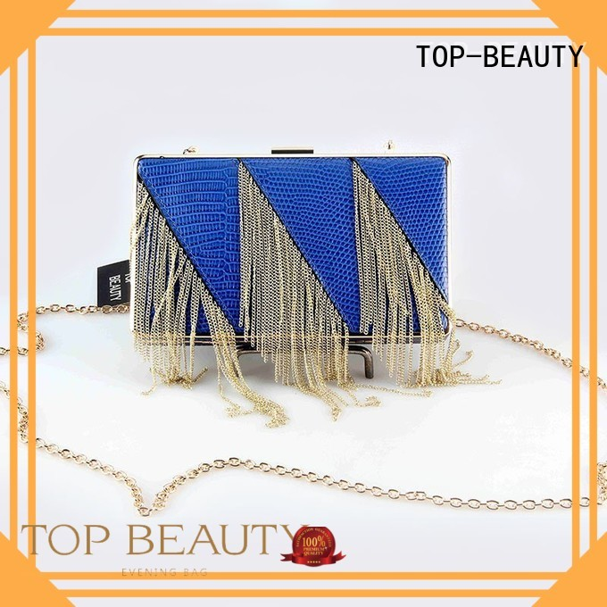 TOP-BEAUTY Arts & Crafts Brand clutches popular evening sequins sling bags manufacture