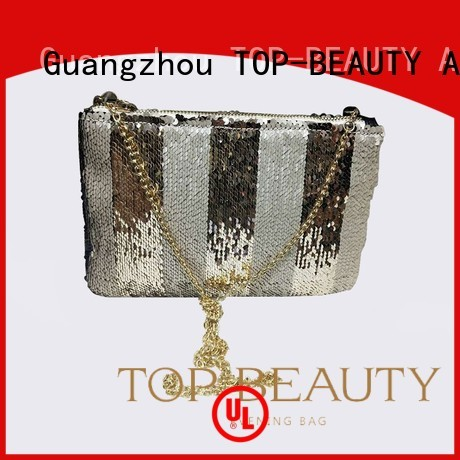 metal new arrival top shiny sequins bags wholesale TOP-BEAUTY Arts & Crafts Brand