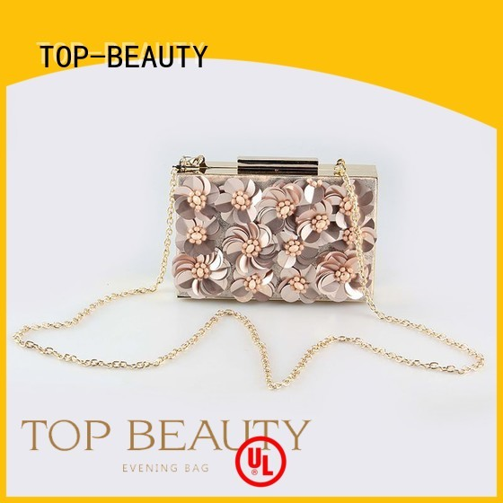 shiny sequins bags wholesale top selling arrival metal Warranty TOP-BEAUTY Arts & Crafts