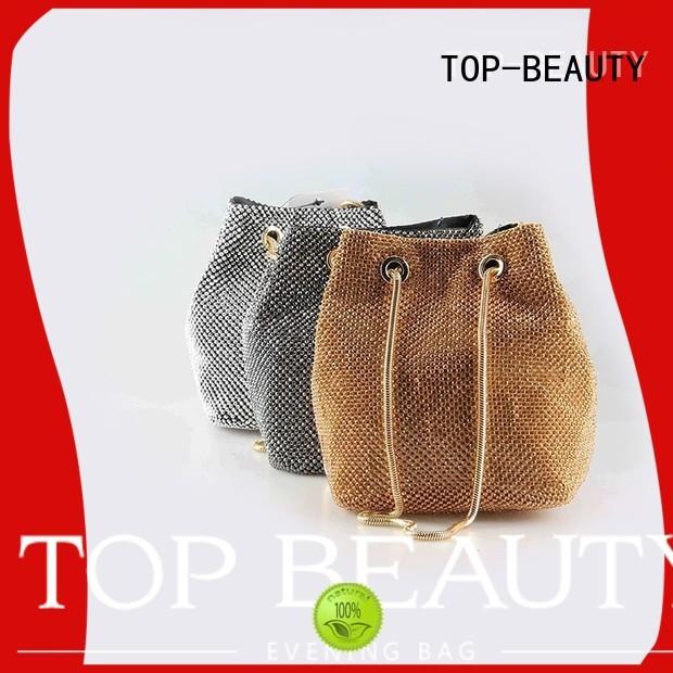 flower design pu sequinsslingbags TOP-BEAUTY Arts & Crafts Brand