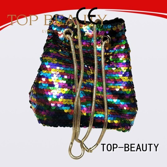shiny sequins bags wholesale bags mini Warranty TOP-BEAUTY Arts & Crafts