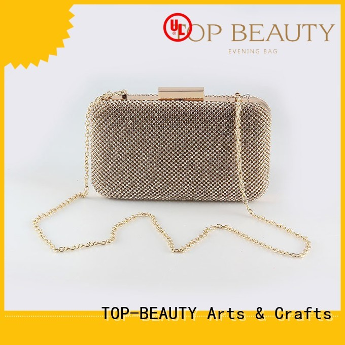 girl fashion TOP-BEAUTY Arts & Crafts Brand sequinsslingbags