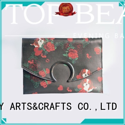 top quality TOP-BEAUTY Arts & Crafts Brand shiny sequins bags wholesale factory