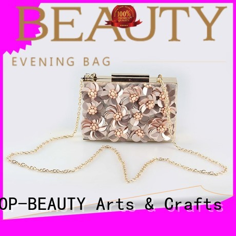 girl rose sequins sling bags patch mirror TOP-BEAUTY Arts & Crafts company