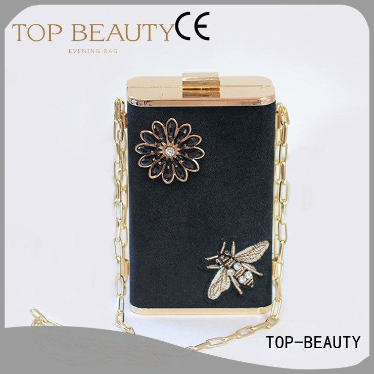 suede top shiny sequins bags wholesale ladies trendy TOP-BEAUTY Arts & Crafts Brand