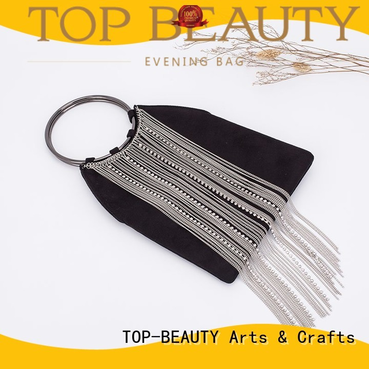 chain evening TOP-BEAUTY Arts & Crafts Brand shiny sequins bags wholesale