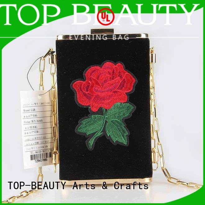 Hot new shiny sequins bags wholesale sequins TOP-BEAUTY Arts & Crafts Brand