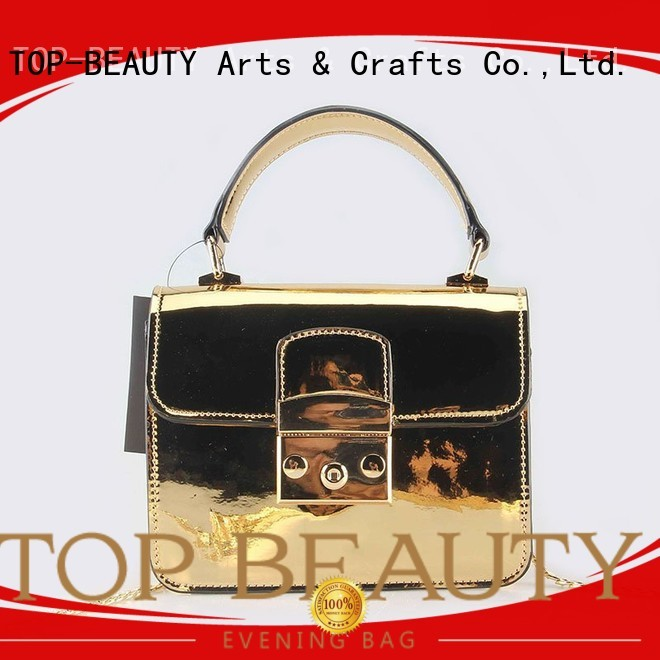 TOP-BEAUTY Arts & Crafts Brand handmade cosmetic beauty shiny sequins bags wholesale
