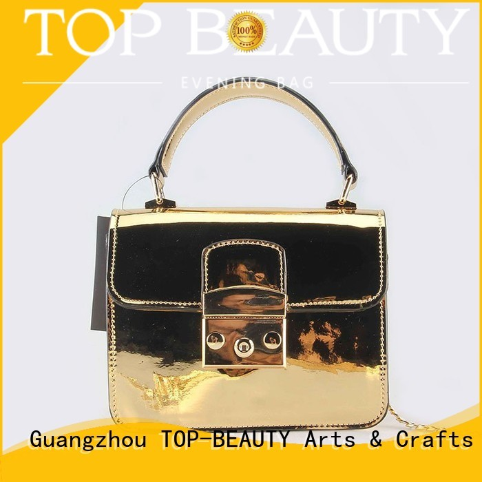 shiny sequins bags wholesale closure TOP-BEAUTY Arts & Crafts Brand sequins sling bags