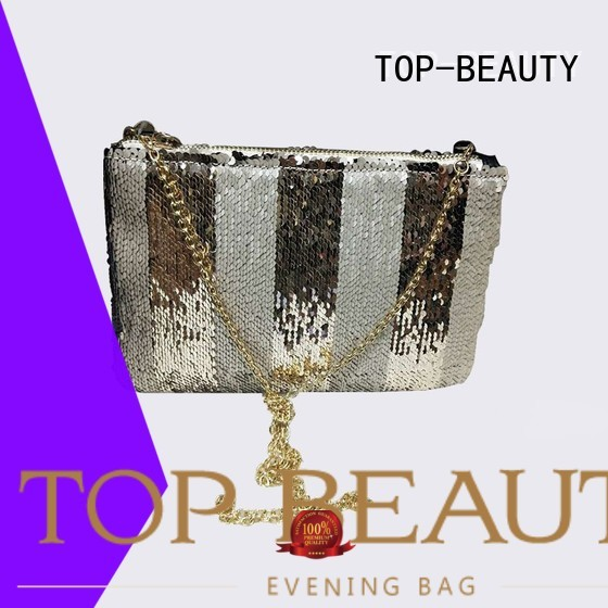 shiny sequins bags wholesale wholesale  new arrival TOP-BEAUTY Arts & Crafts Brand