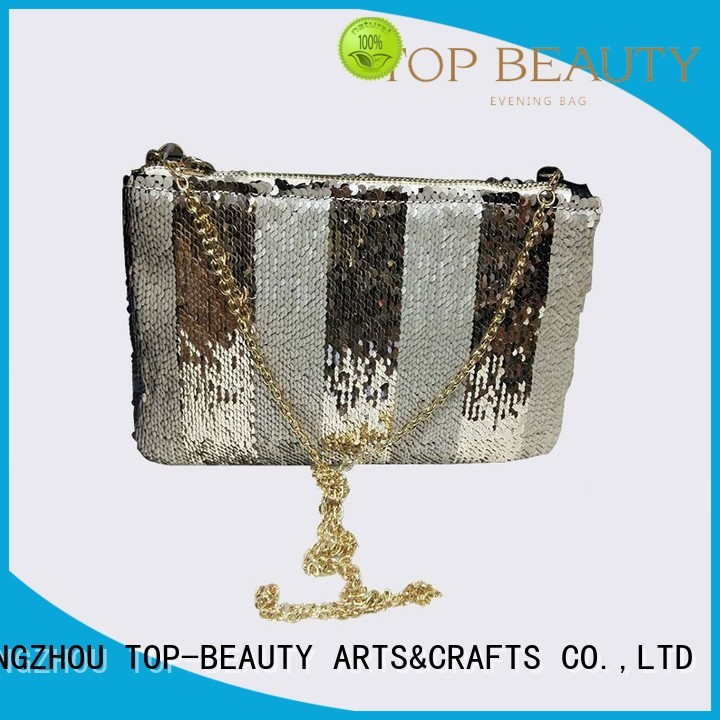 carved laser sequins sling bags mini TOP-BEAUTY Arts & Crafts