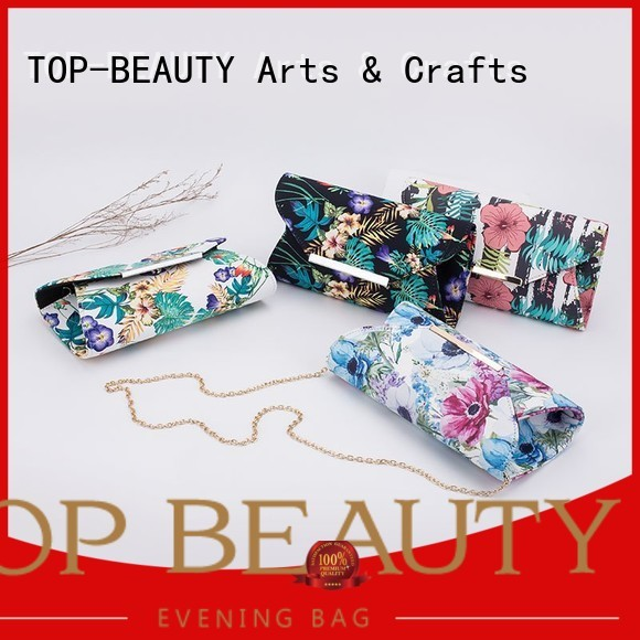 TOP-BEAUTY Arts & Crafts Brand cute hot selling bead shiny sequins bags wholesale