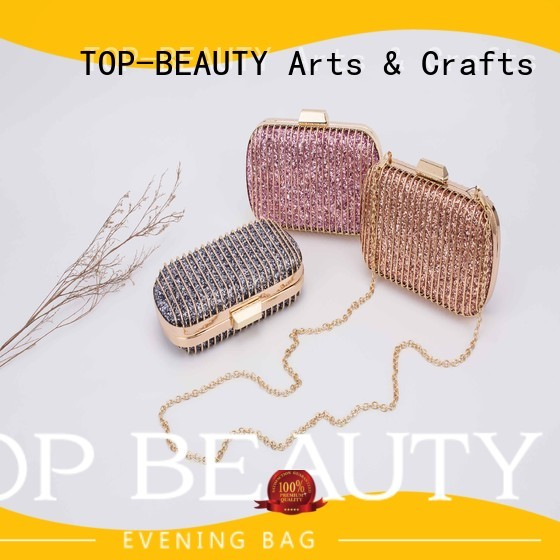 shiny sequins bags wholesale trendy spring sequins sling bags TOP-BEAUTY Arts & Crafts Brand