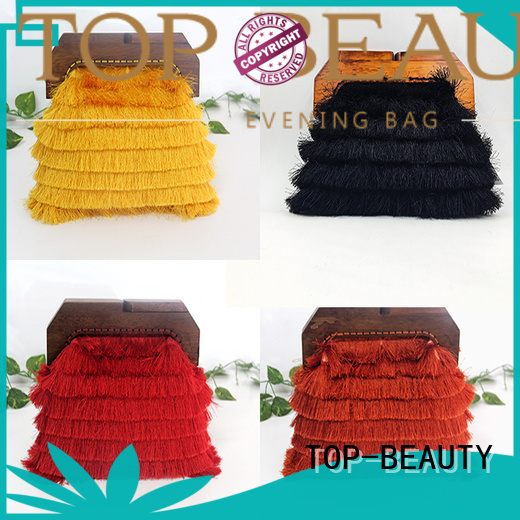shiny sequins bags wholesale hot selling TOP-BEAUTY Arts & Crafts Brand sequinsslingbags