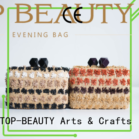 metal evening sequins sling bags TOP-BEAUTY Arts & Crafts Brand