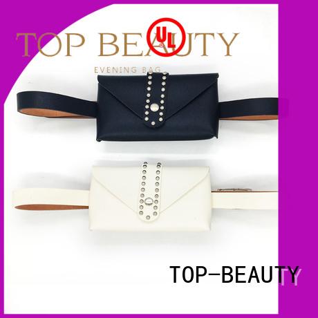 TOP-BEAUTY Arts & Crafts Brand velvet tassels clutch sequinsslingbags manufacture