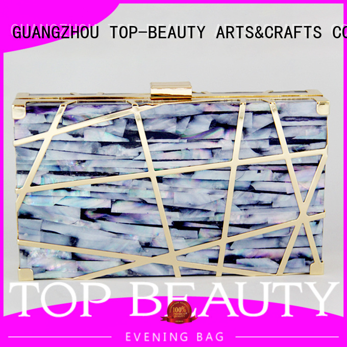 metallic tassel shiny sequins bags wholesale fashionable small TOP-BEAUTY Arts & Crafts Brand