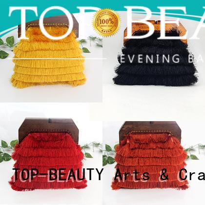 unique chain OEM sequinsslingbags TOP-BEAUTY Arts & Crafts