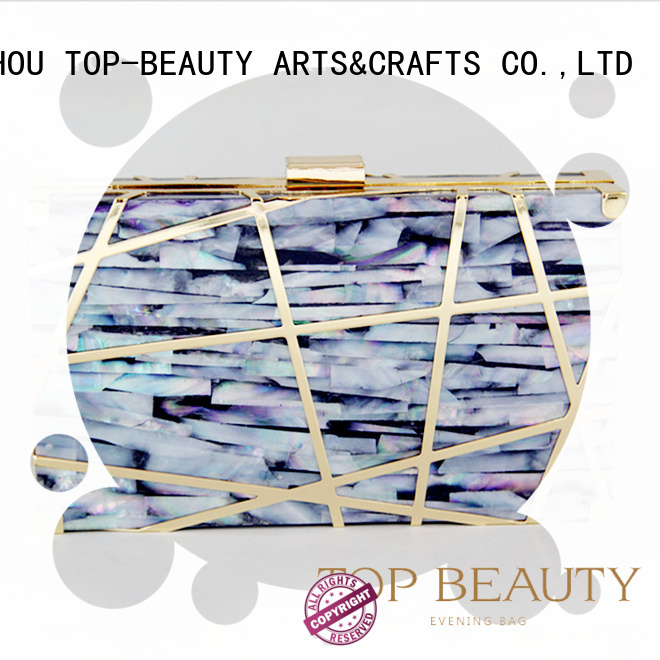 pu beaded shiny sequins bags wholesale velvet suede TOP-BEAUTY Arts & Crafts Brand